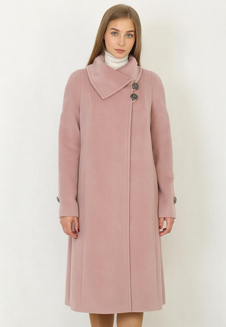 Женские пальто Trifo 7287-Какао-48/164