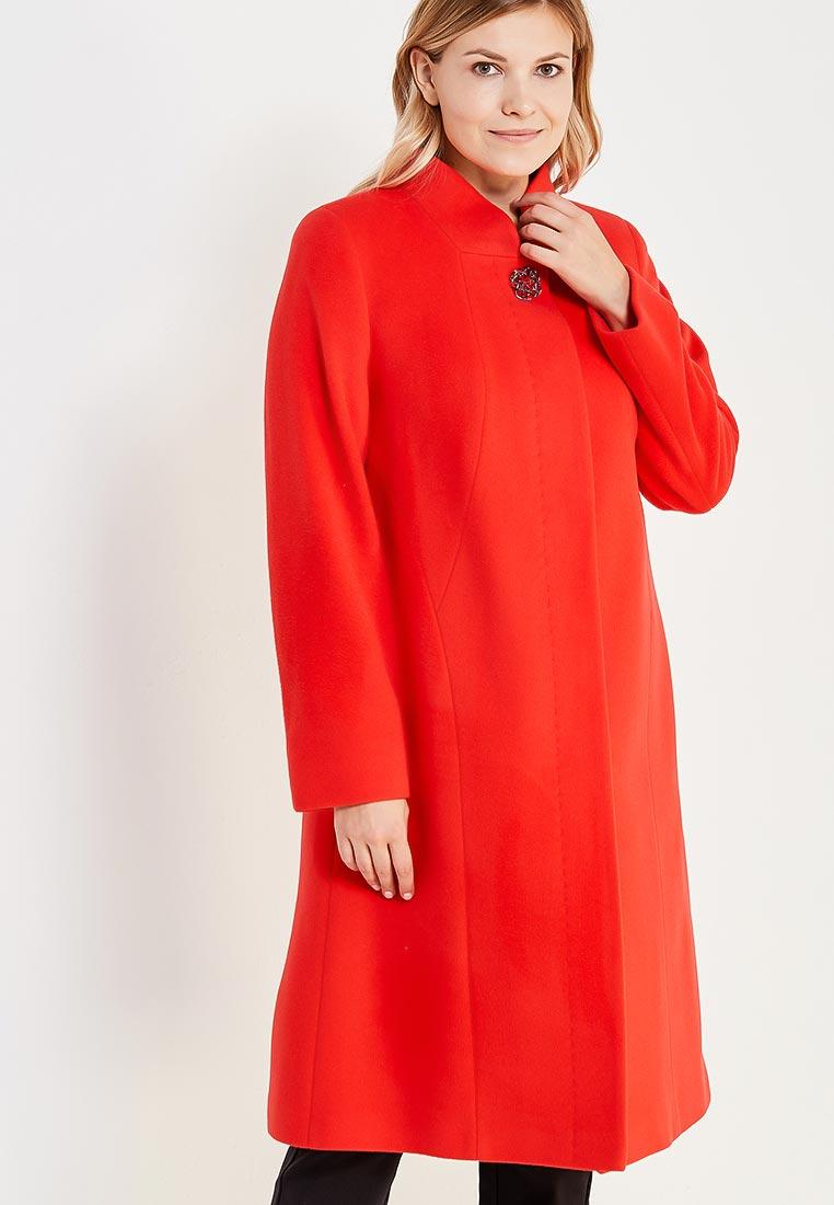 Женские пальто Trifo 7386-Коралл-50/164