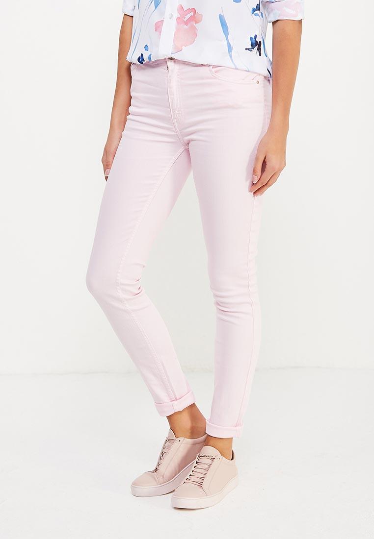 Женские зауженные брюки Jeu Poitrine JPSS17-LT02/rosa36