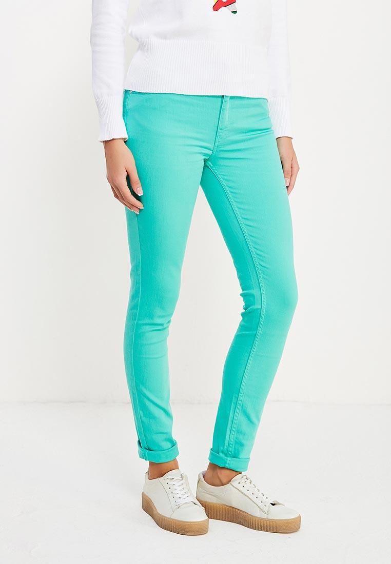 Женские зауженные брюки Jeu Poitrine JPSS17-LT02/verde36