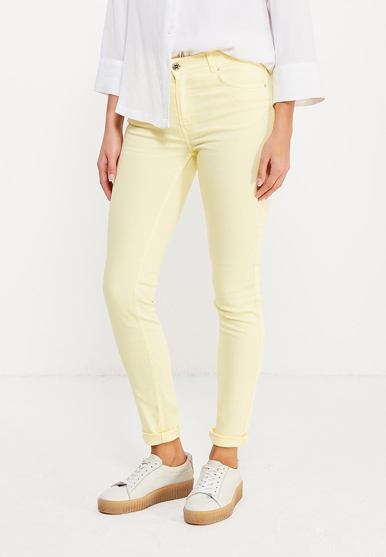 Женские зауженные брюки Jeu Poitrine JPSS17-LT02/amarillo36