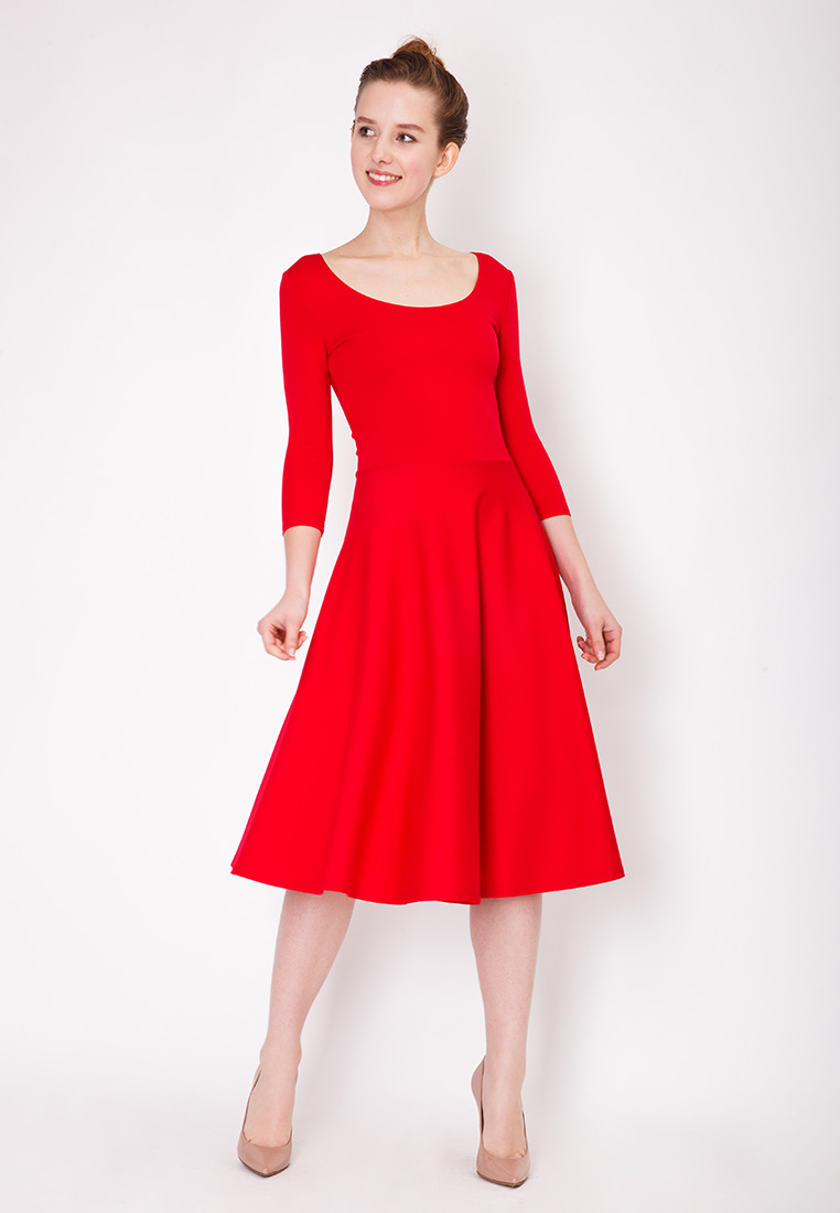 Повседневное платье Katya Erokhina ABC-1000-19 - S