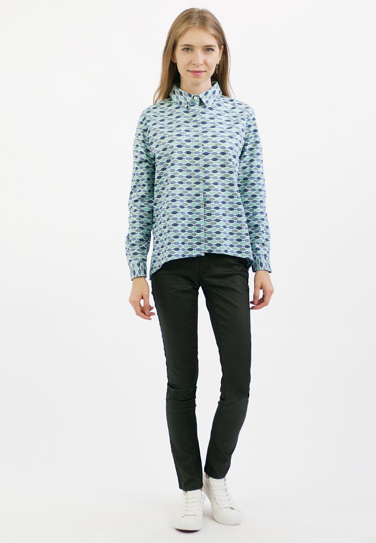 Женские рубашки с длинным рукавом Monoroom KW181-000002-one-size