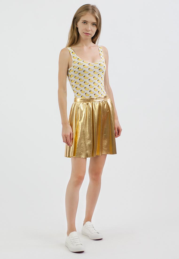 Широкая юбка Monoroom KW175-000004-M