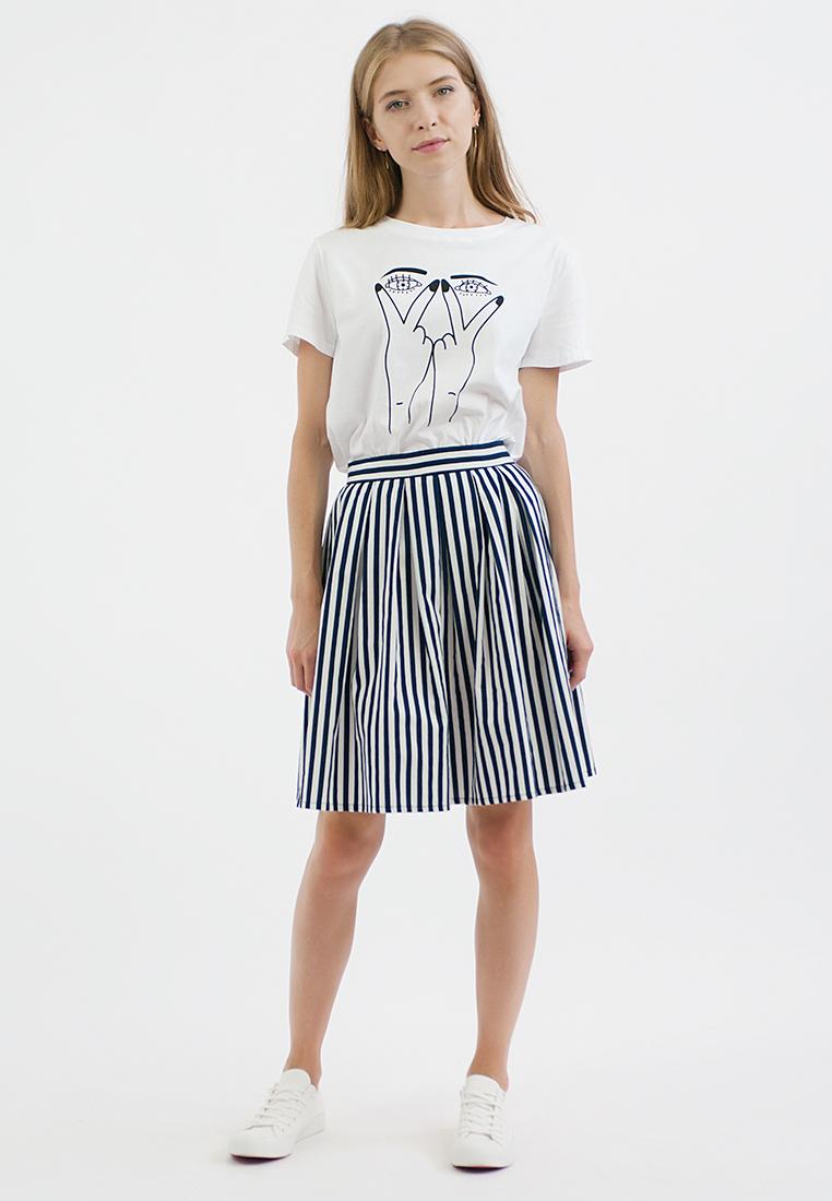 Широкая юбка Monoroom KW175-000015-L