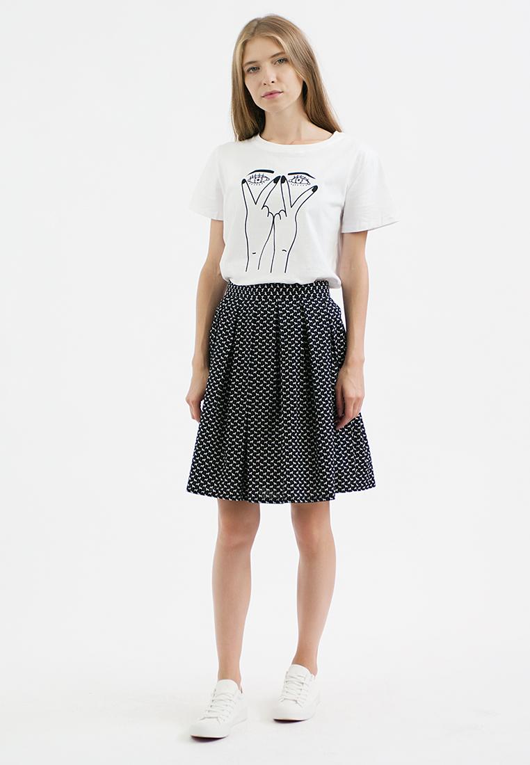 Широкая юбка Monoroom KW175-000014-L