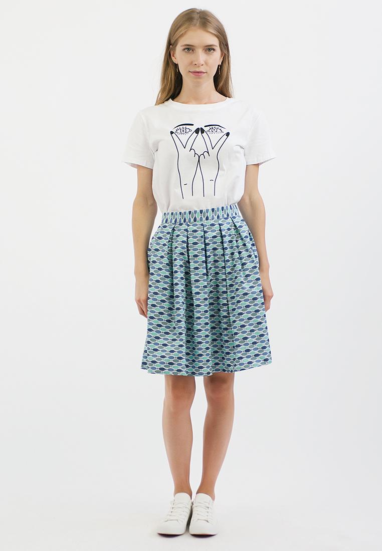 Широкая юбка Monoroom KW175-000012-S