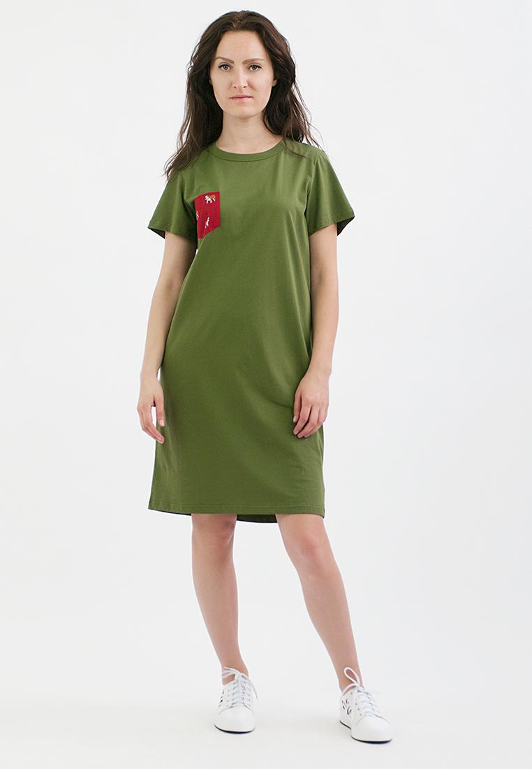 Повседневное платье Monoroom KW177-000092-M