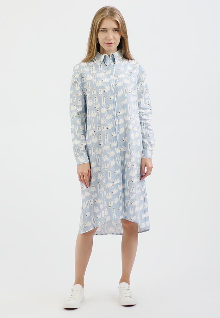 Платье-миди Monoroom KW177-000014-one-size
