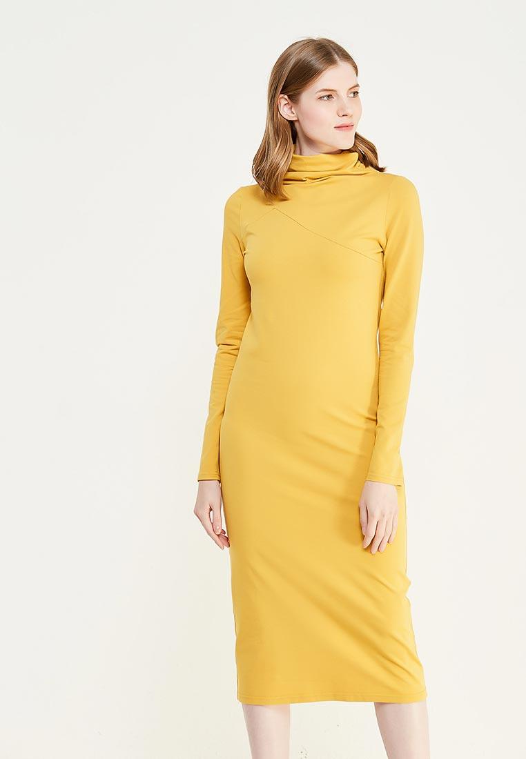 Вязаное платье Luv LUV_FW1607_YEW_S