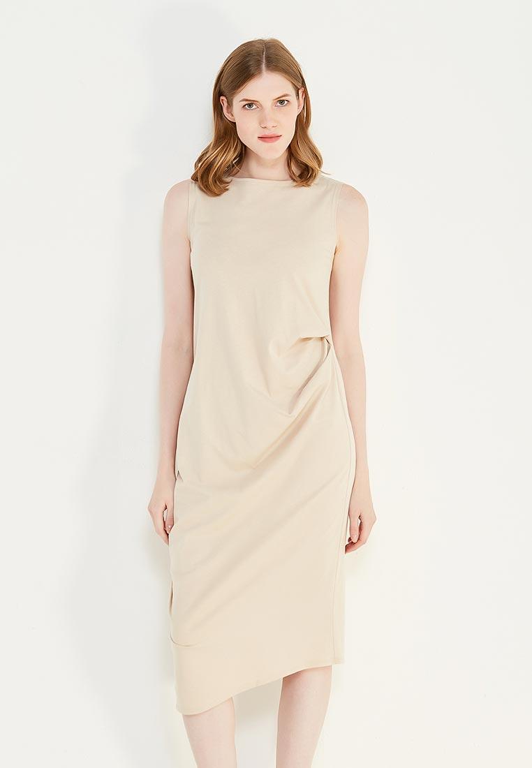 Вязаное платье Luv LUV_SS1705_BEG_S