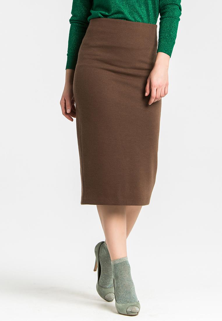 Прямая юбка Yulia'Sway (Юлия Свей) D00118K-42