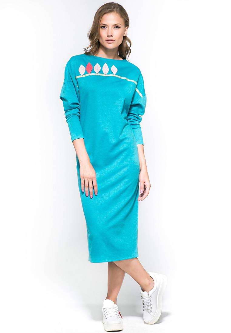 Платье-миди YULIA'SWAY D00161TU-44