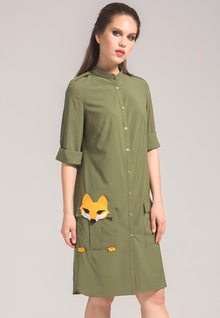 Повседневное платье Yulia'Sway (Юлия Свей) D00156-42