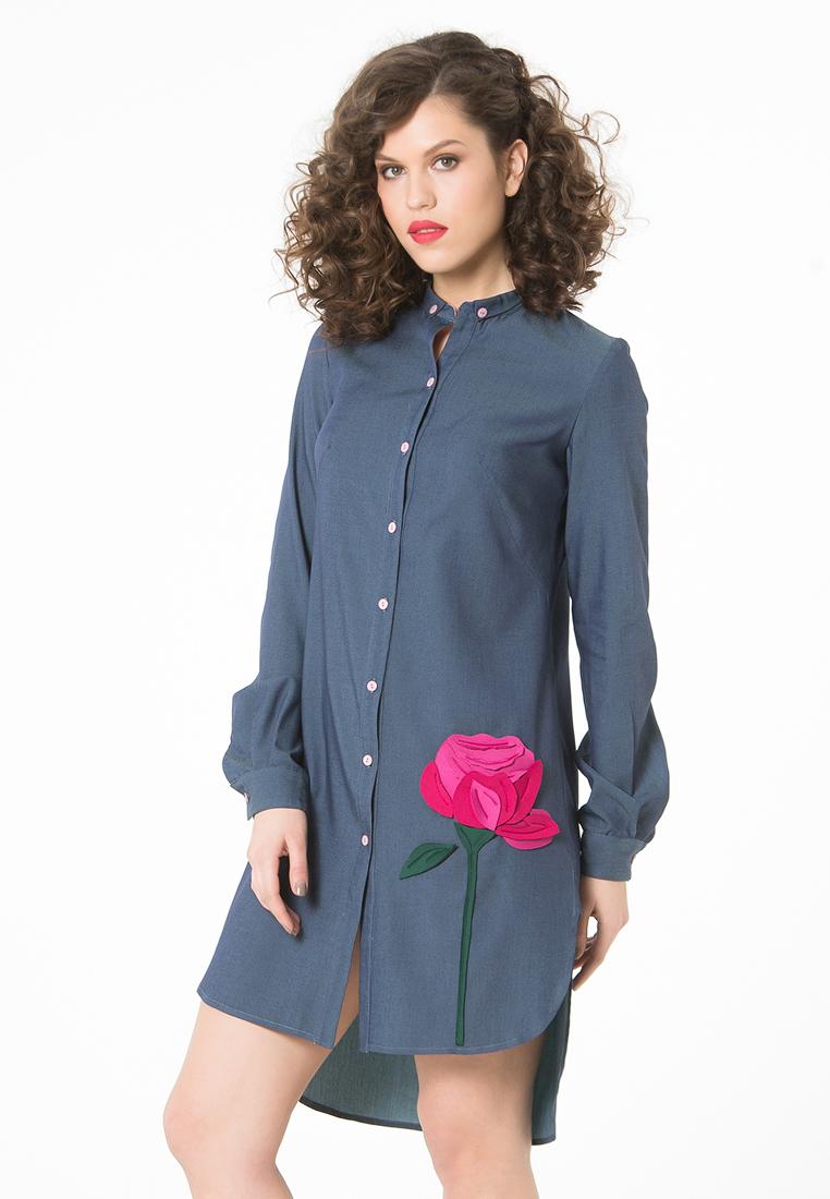 Повседневное платье YULIA'SWAY D00131-42
