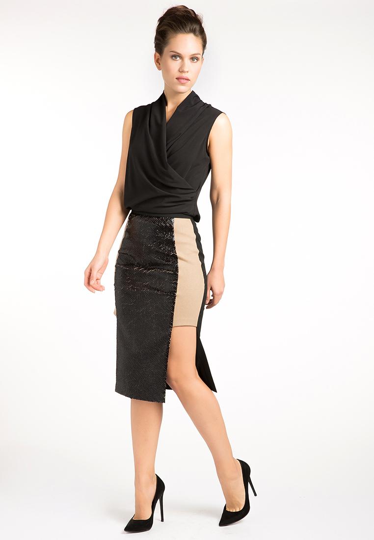Прямая юбка YULIA'SWAY D00084-42