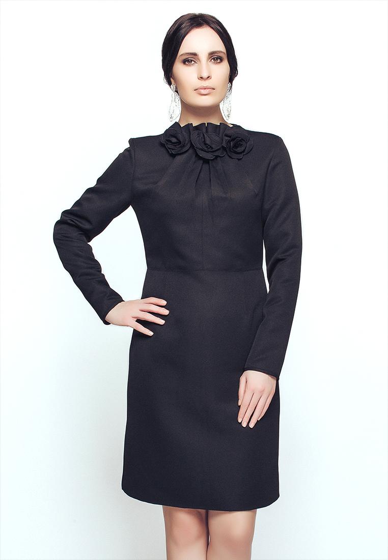Вечернее / коктейльное платье Cavo FW15CVMC042-black-S