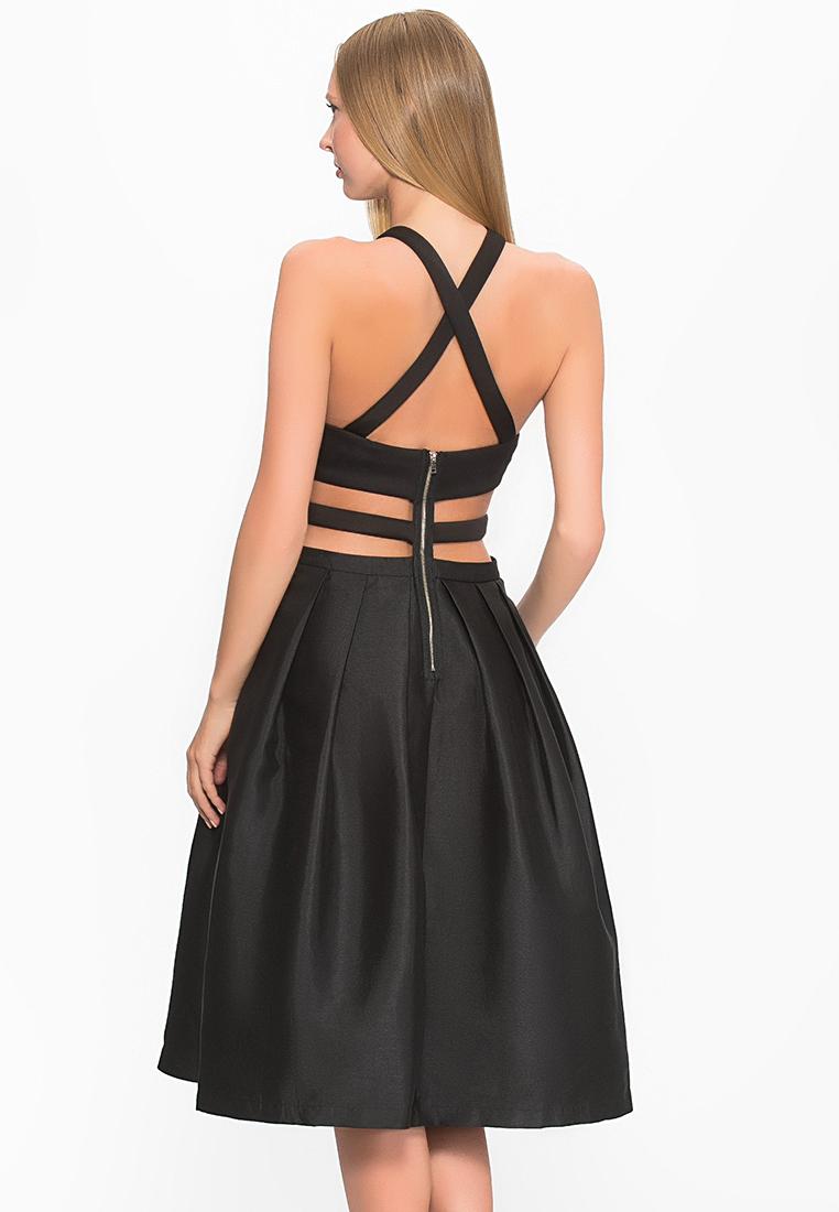 Платье-мини Cavo CVLP002-black-S