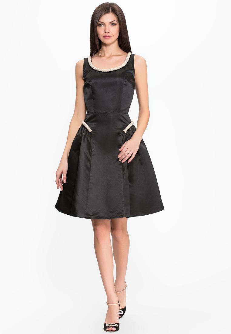 Вечернее / коктейльное платье Cavo FW15CVMC011-black-S