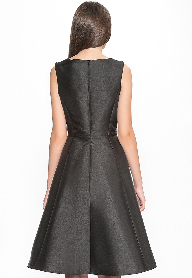 Вечернее / коктейльное платье Cavo CVMC8002-black-S