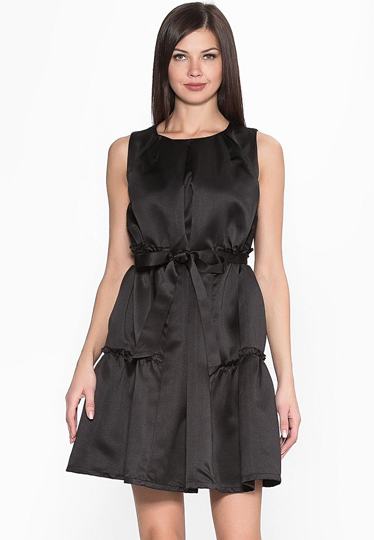 Платье-мини Cavo CVLP8006-black-S