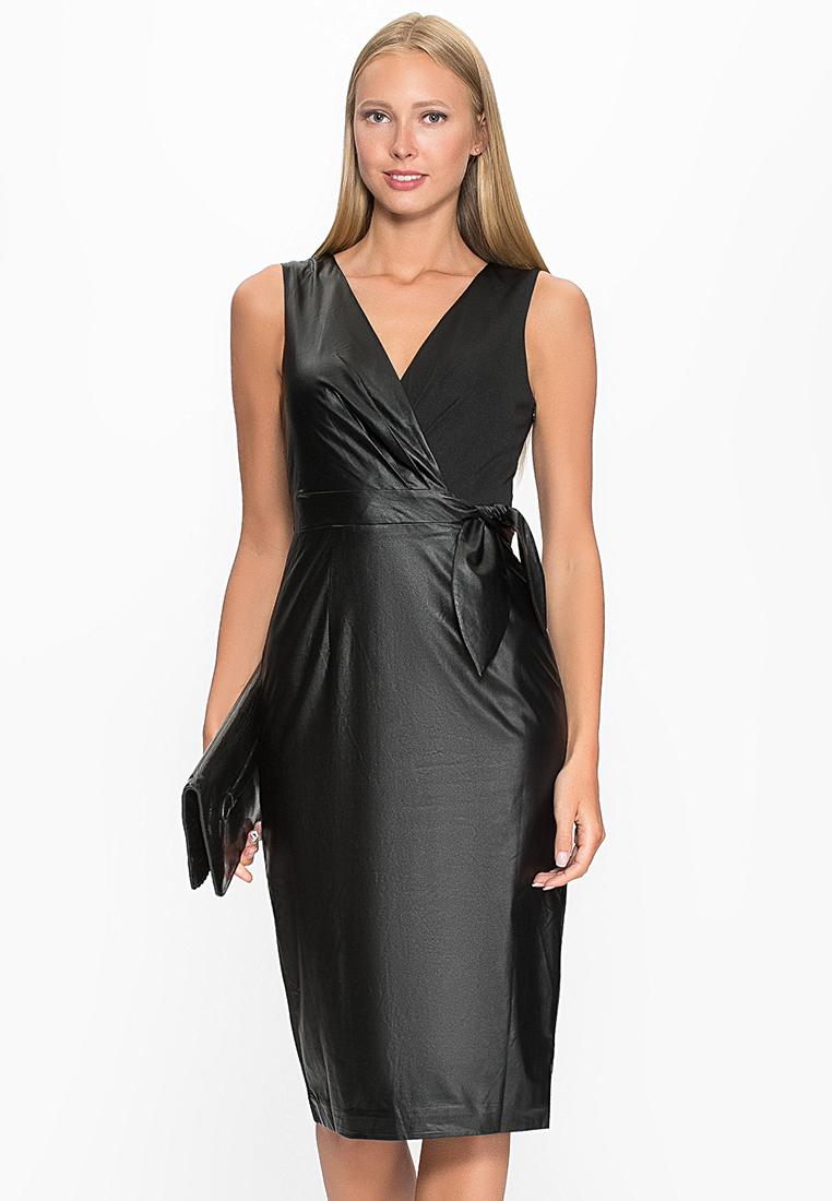 Платье-миди Cavo CVMC1058-black-S