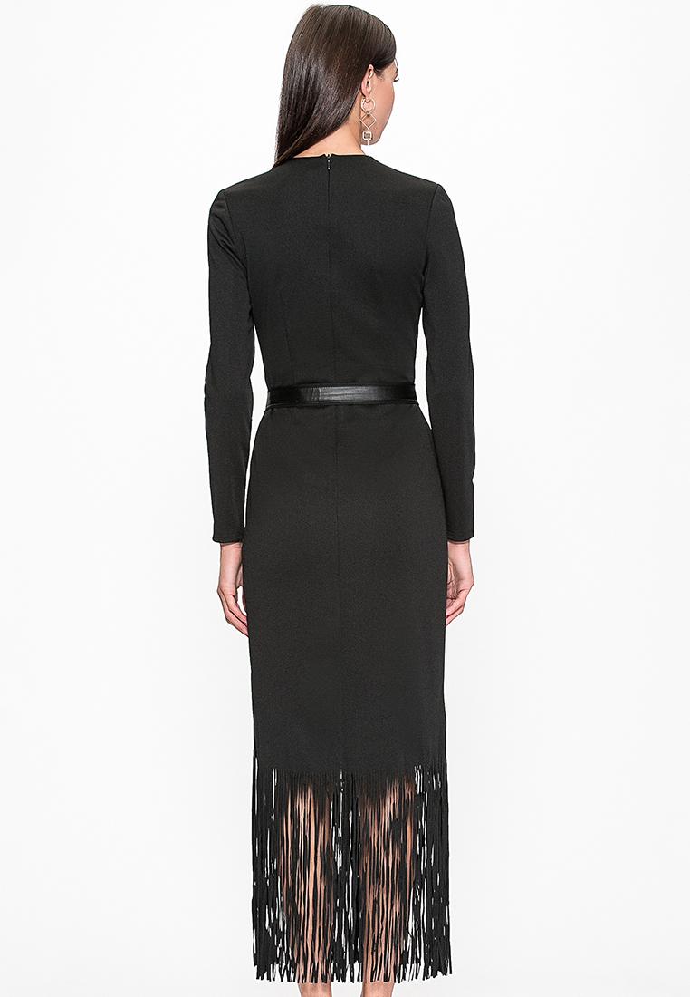 Вечернее / коктейльное платье Cavo CVMC1102-black-S