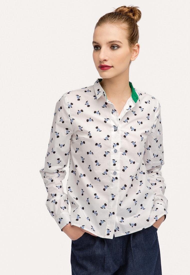 Женские рубашки с длинным рукавом Stimage 0001224.8.34