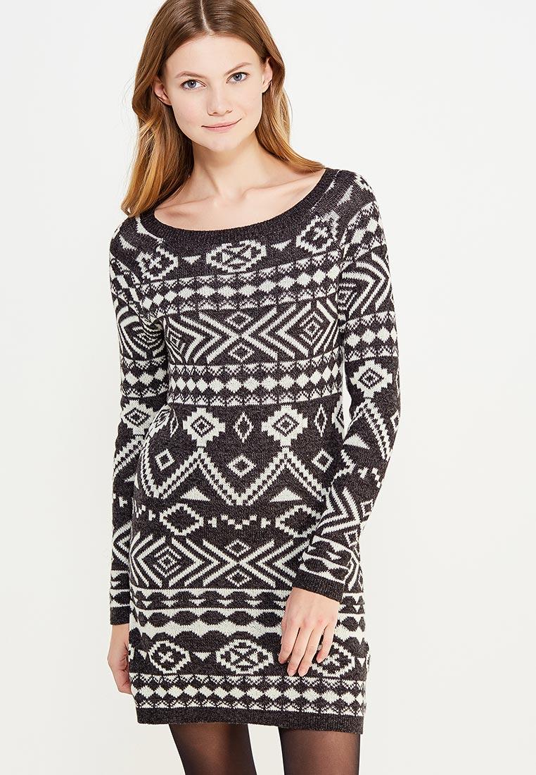 Платье Colin's CL1022960_ANTHRACITE_MELANGE_XS