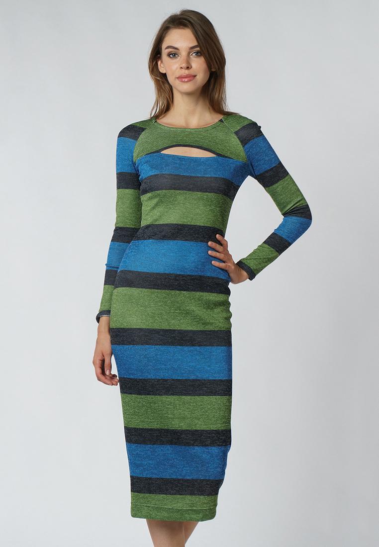Повседневное платье Evercode (Эверкод) 2112195236