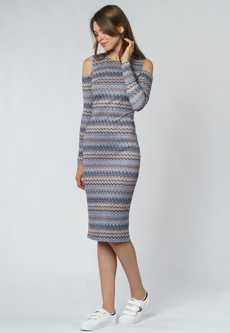 Повседневное платье Evercode (Эверкод) 2000199836