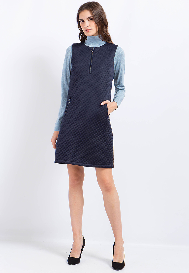 Повседневное платье Finn Flare (Фин Флаер) A17-32006-101-XS