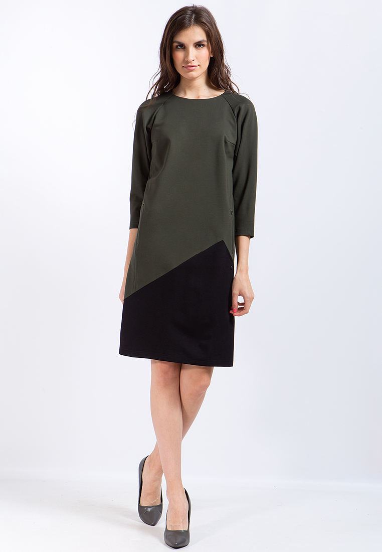 Повседневное платье Finn Flare (Фин Флаер) CA17-17024-507-2XL