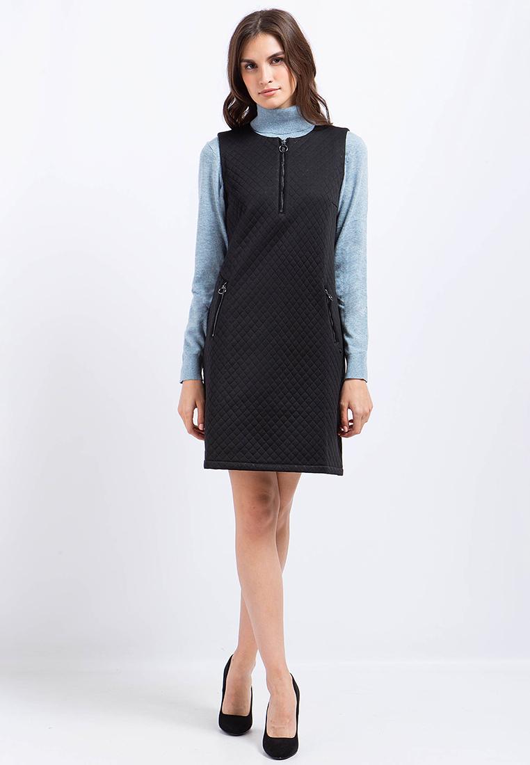 Повседневное платье FiNN FLARE A17-32006-200-XS