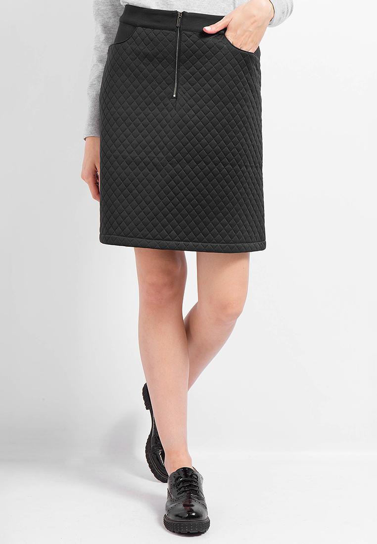 Прямая юбка FiNN FLARE A17-32050-200-XS