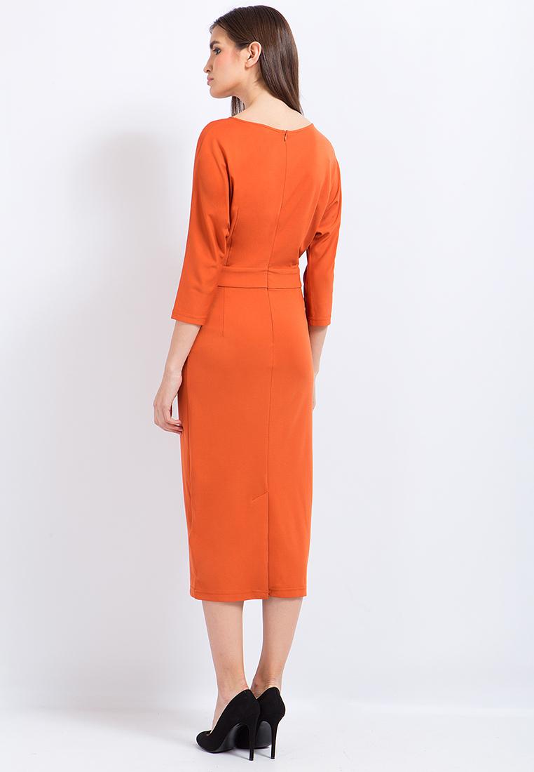 Повседневное платье Finn Flare (Фин Флаер) CA17-17027-619-2XL