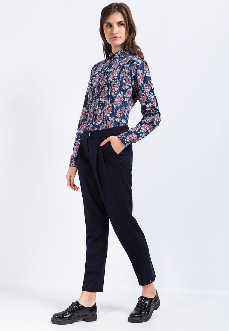 Женские рубашки с длинным рукавом Finn Flare (Фин Флаер) A17-12078-101-2XL