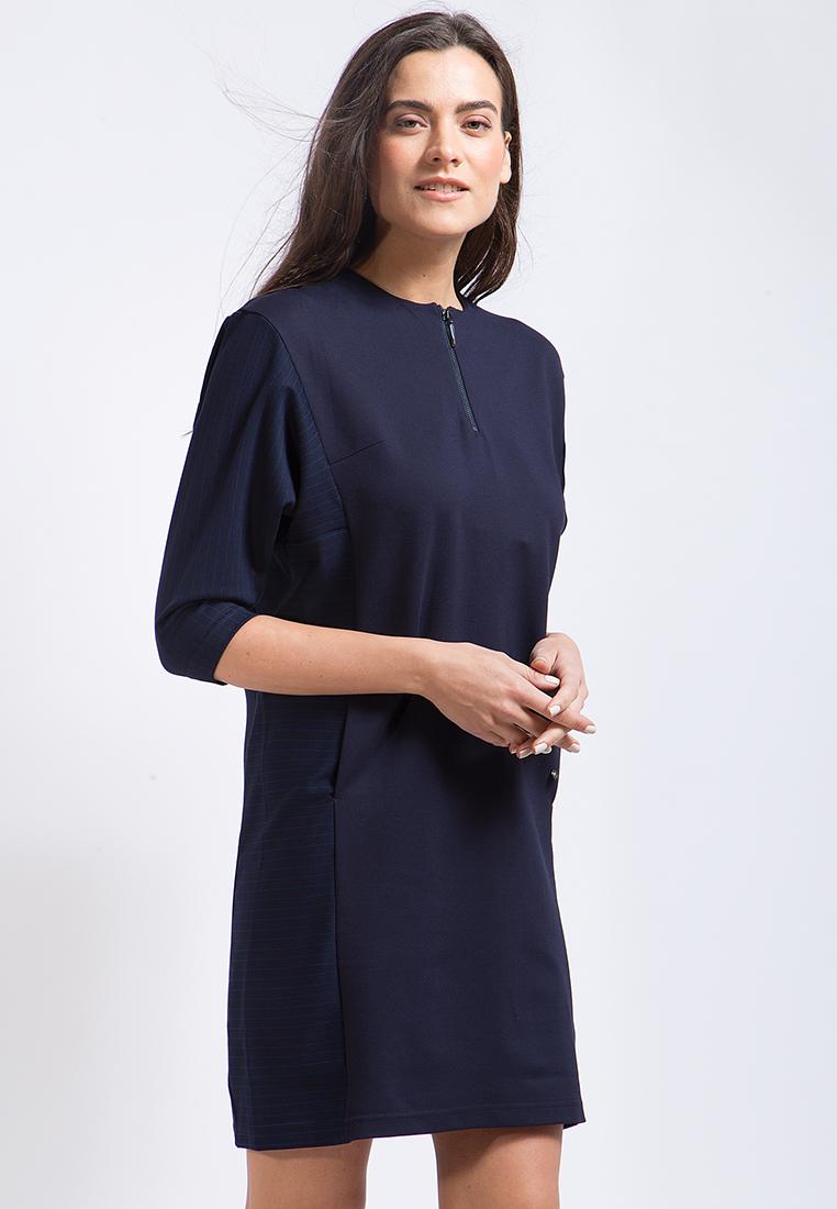 Повседневное платье Finn Flare (Фин Флаер) A17-11060-101-2XL: изображение 2