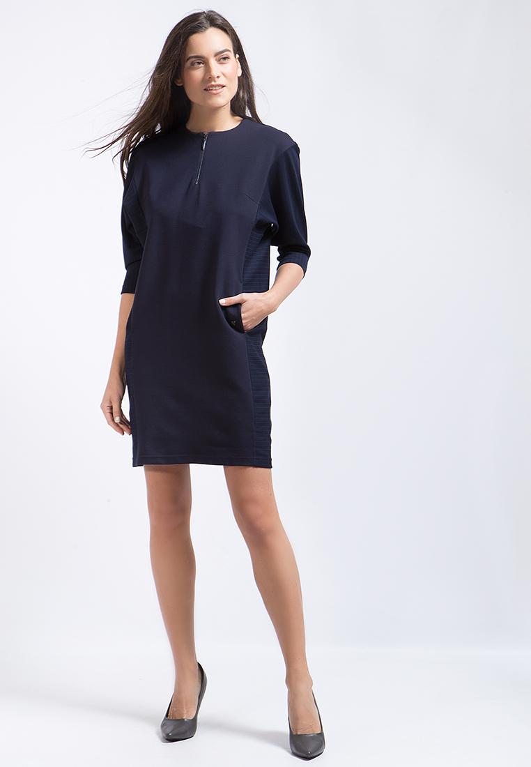 Повседневное платье Finn Flare (Фин Флаер) A17-11060-101-2XL: изображение 3