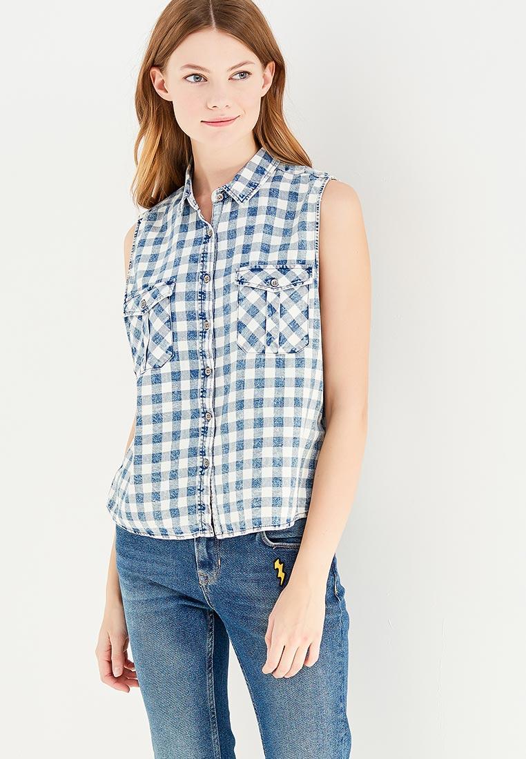 Блуза Colin's CL1020302_INDIGO_BLUE_M: изображение 1