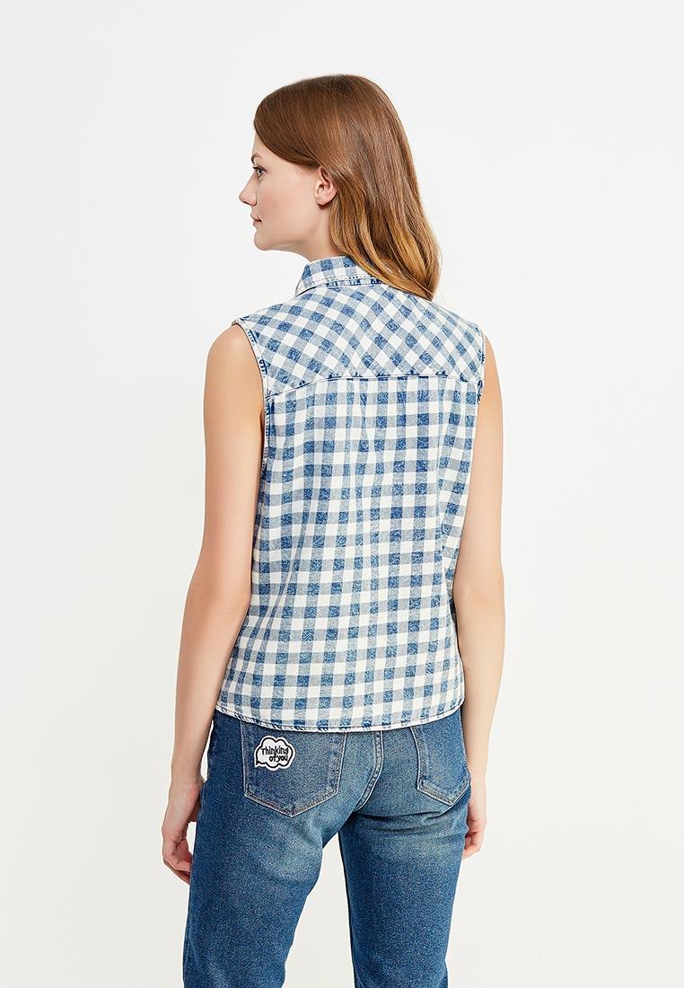 Блуза Colin's CL1020302_INDIGO_BLUE_M: изображение 3