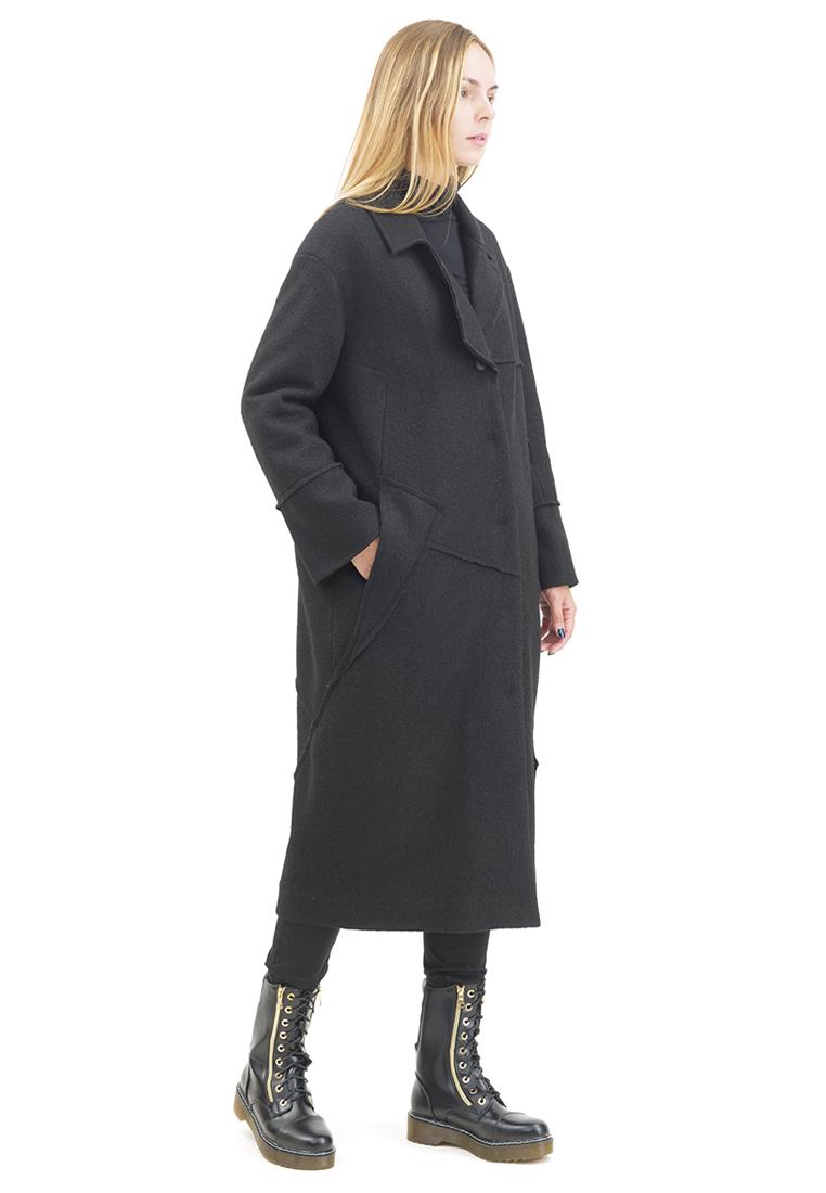 Женские пальто Pavel Yerokin OS-65-черный-40