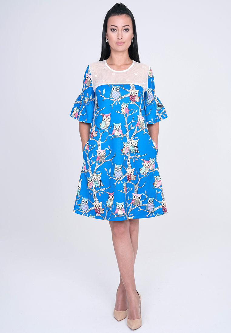 Повседневное платье Лярго SIN-4680038730375-36