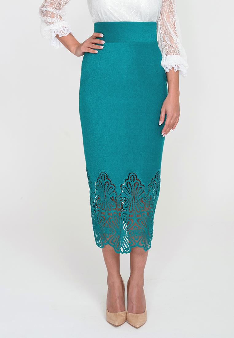 Прямая юбка Лярго BIRUZA-4680038731013-36