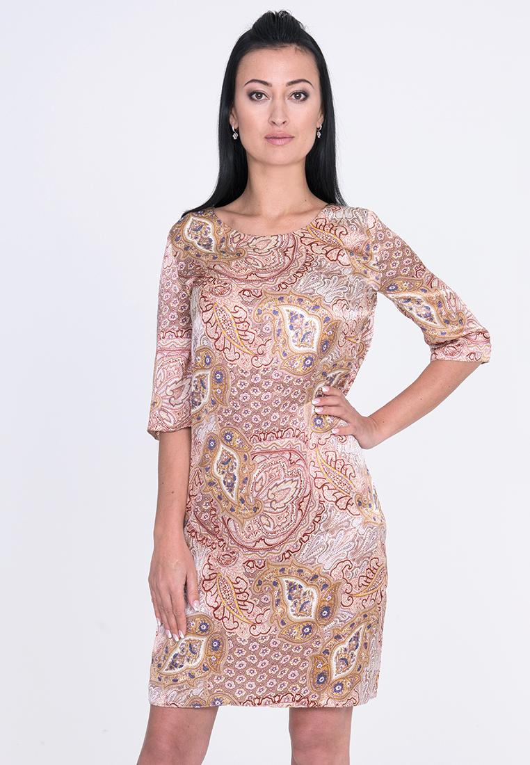 Повседневное платье Лярго BEG-4680038731082-36