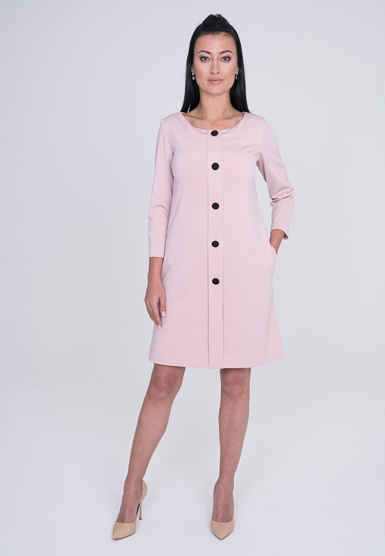 Повседневное платье Лярго BEG-4680038730405-36