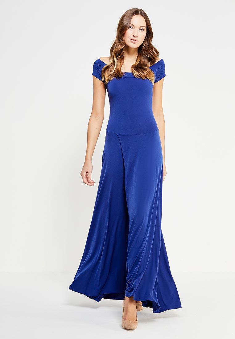 Платье-макси Alina Assi 11-501-123-Blue-L