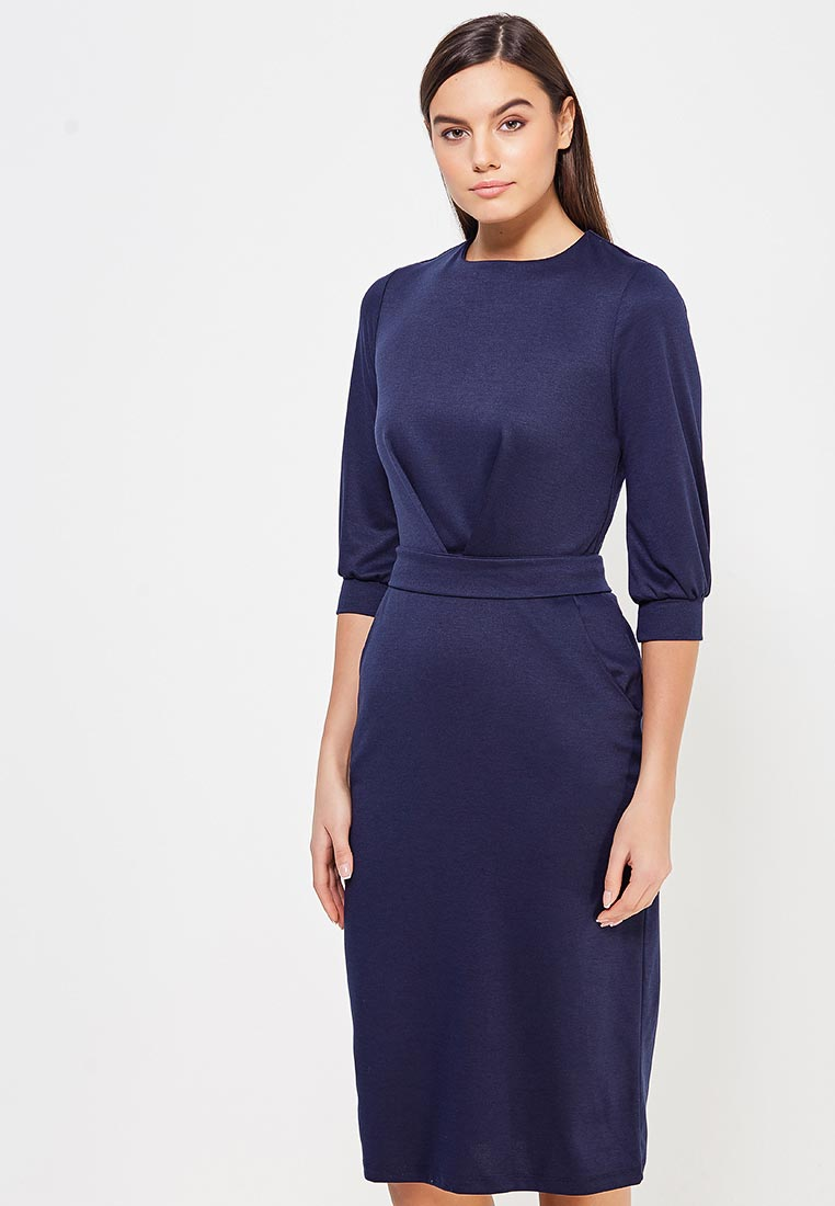 Платье Alina Assi 11-502-251-DarkBlue-L