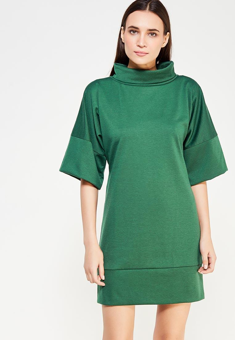 Повседневное платье Alina Assi 11-502-248-DarkGreen-L