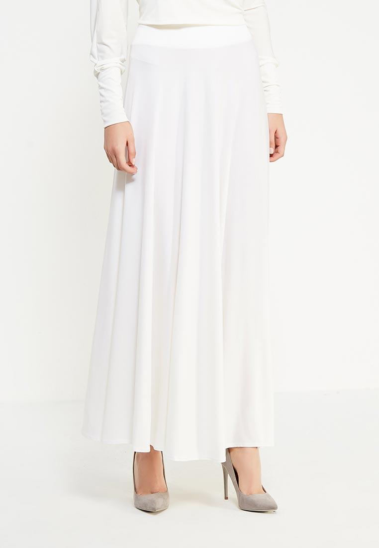 Широкая юбка Alina Assi 19-501-401-White-3XL
